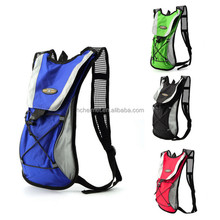 2L Outdoor Sport Colorful Bicycle Backpack Riding Traveling Sports Water Bag / Rucksack Hydration Bladder Bag