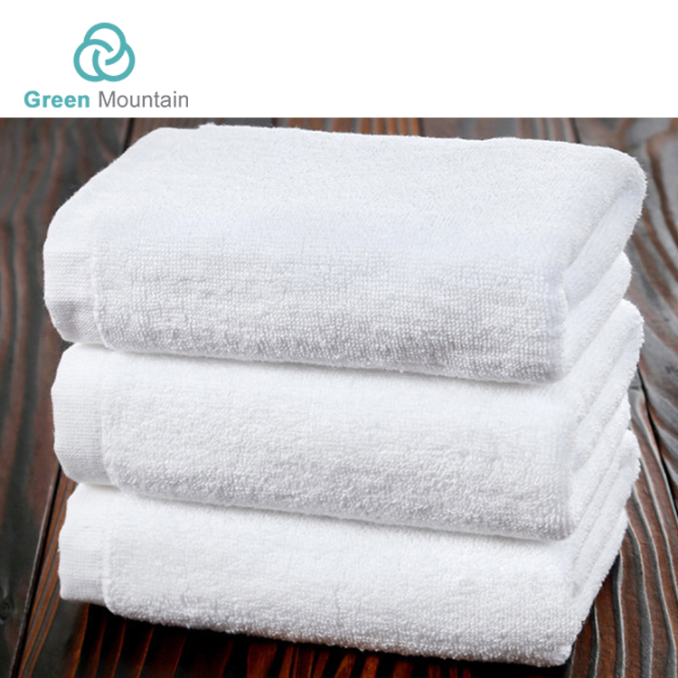 Green Mountain Low price bath sets shower hotel golf microfibre cotton towel