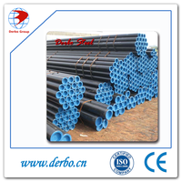 3-layer PE natural Gas coated pipe polyethylene pipes Specifications