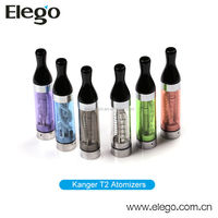 Original Kanger Electonic Cigarette T2 Atomizer Wholesale Best Price & Fast Shipping