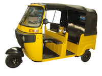 High PerformanceIso9001 200Cc India Style 6-Passenger Tricycle,150Cc Motorized Passenger Tricycle,Taxi Tuk Tuk Passenger Three W