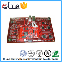 High Precision PCB Design Service Project Double Sided PCBA