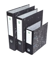 A4/FC Marble Lever Arch File