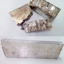 99.99% High Purity Bismuth Ingot on Sale