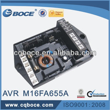 Automatic Voltage Regulators AVR M16FA655A For Brushless Generator