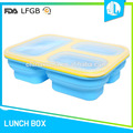 Wholesale FDA & LFGB plastic sandwich container lunch boxes