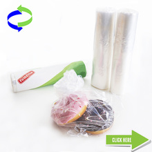 China Hot Sale High Quality Freezer Bag On Roll
