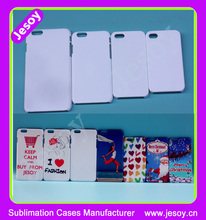 JESOY 3D Vacuum Forming Custom Plastic PC Cases For iphone 6 7 Cover Personalized Print