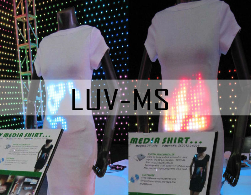 High Quality Led Panel T Shirt Wholesale