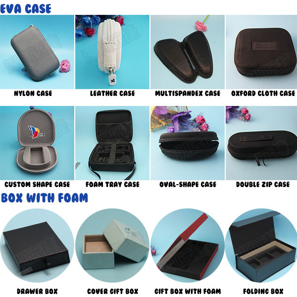 wholesale custom made eva box,custom eva pencil case