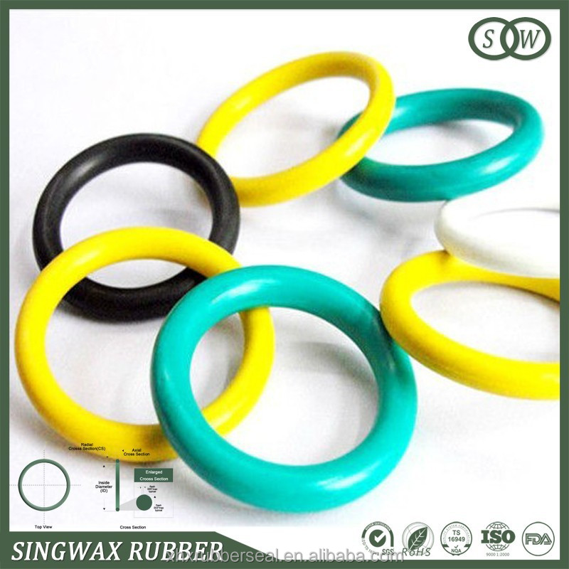 Singwax 2013 hot sale high quality NBR/ HNBR/ SI/ VITON/EPDM oil seal ford manufacturer