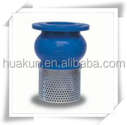 Ductile iron water pump Foot Valve