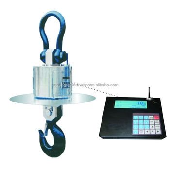 Readiofrequency Crane Scale
