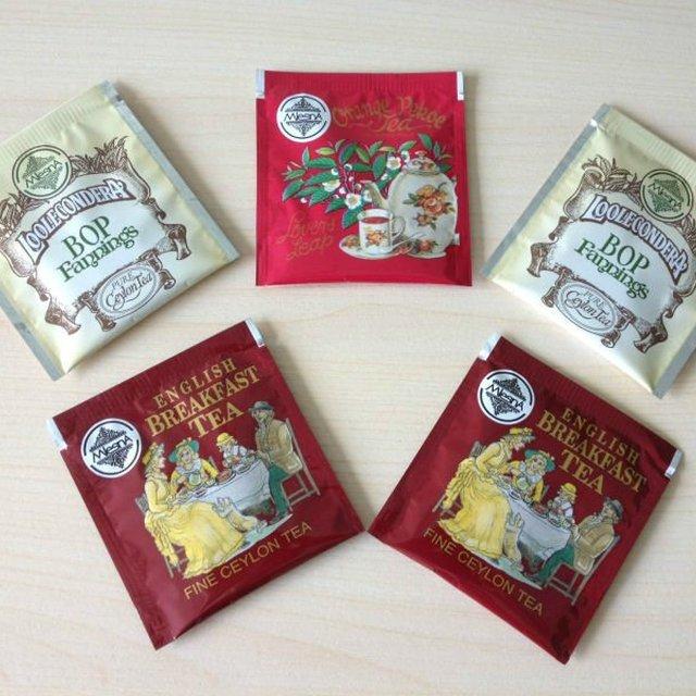 lunch tea sachet packaging film