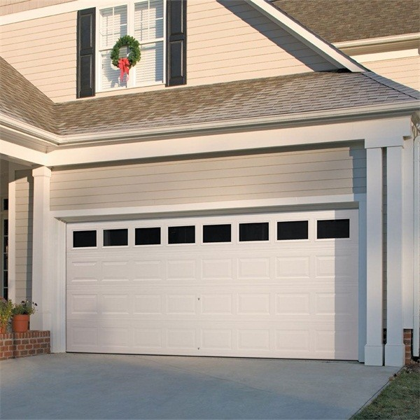 Real Beauty Energy Saving Convenient Use Top Made In China Garage Door
