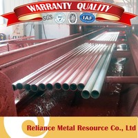BUILDING USED GALVANIZED SCAFFOLDING STEEL PIPE