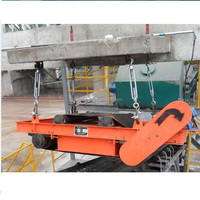 permanent overband dry magnetic separators for conveyor belts