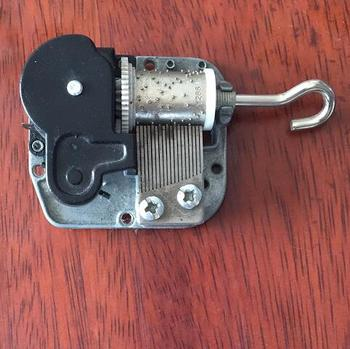 Cheap 18 note standard wind up music movement (DCTYYL01) mechanism