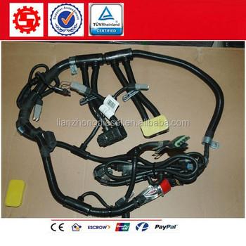 Cummins ism wiring harness