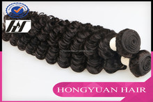 Hot sales deep wave human hair for braiding 100 percent human hair