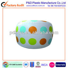 Inflatable pouf & Apple shape stool