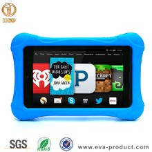OEM service manufacture professional cute fashion protective foam case for kindle fire hd 7 2014