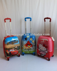 Latest styles for ABS&PC Travel Luggage/cute girl luggage