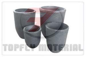 High purity graphite crucible for melting gold/ilve/copper