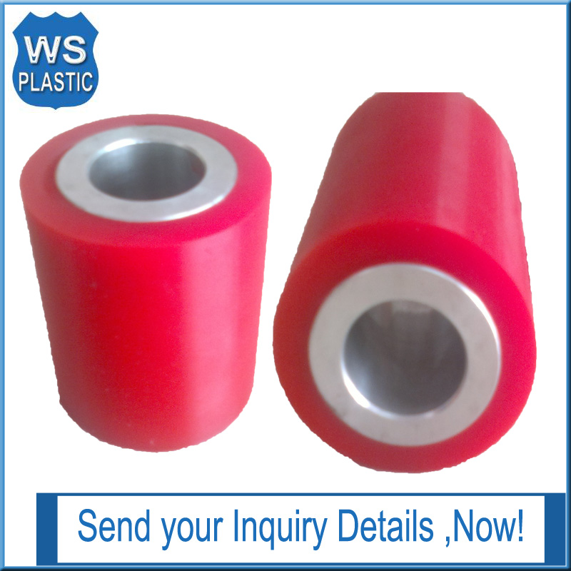 plastic parts injection rollers
