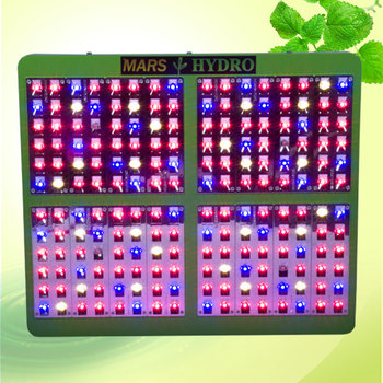 Dropshipper marshydro led the lamp led lighting hydroponic grow systems full spectrum led grow light
