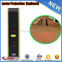 new business ideas With bluetooth mouse function Laser Virtual mini wireless keyboard for lg smart tv