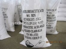 pesticide intermediates mono chloroacetic acid98%