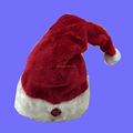 Singing and Dancing Santa Clause hat rocking christmas hat