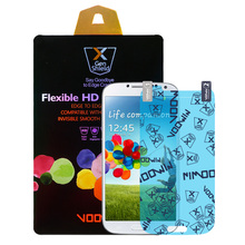 High Quality Nanotech TPU Full Cover Screen Protector For Samsung S4
