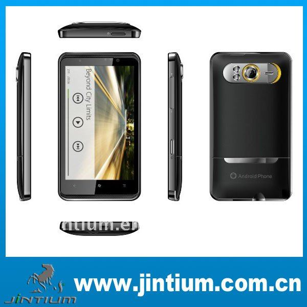 "3G Smart Android cell phone 4.3"" Capacitive screen H7300"