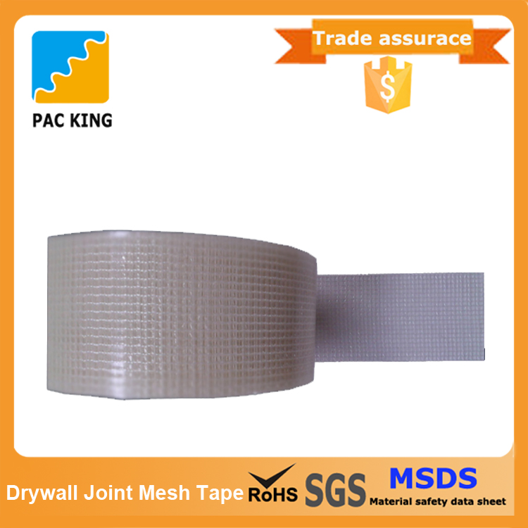 The Lowest Price For Quality White Adhesive Drywall Joint Strengthening Mesh