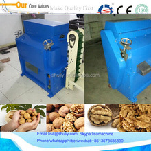 Automatic pecan cracking machine/pecan shelling machine/pecan sheller 008613673685830