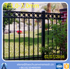 Ornamental Steel Fence Panels for Higher Security / clear panel fence panels