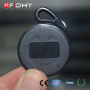 UID Changeable Thermal Printed Numbers NFC Key Fob