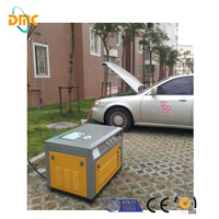 Mini CNG station small natural gas compressor for filling car at home DMC5