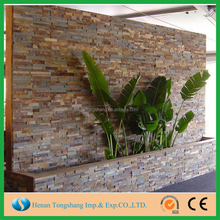Rusty slate cultured veneer,cladding panels,exterior cladding for exterior wall decoration