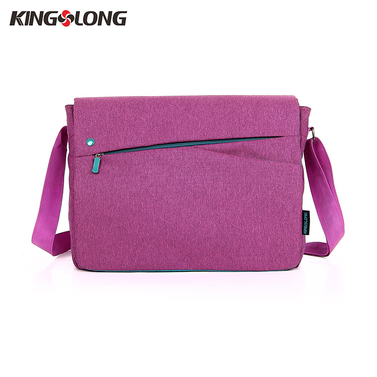 Multi-functional Business Women Messenger Bag for Laptop computer notebook document