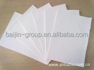 China Baijin cotton linter viscose staple fiber rayon textile cellulose acetate sheet
