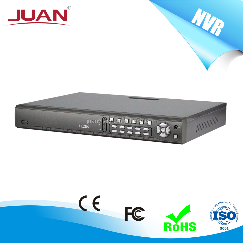 high quality factory H.265 NVR 4CH 8CH 16CH at good price