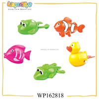 Cheap Plastic Bath Toy Set Wind
