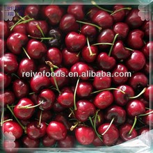 frozen red cherry local fruit