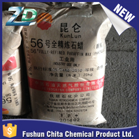 2016 factory derict sale Fushun petrochemical KUNLUN Brand wholesale fully refined paraffin wax