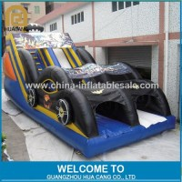backyard cheap inflatable slides for sale