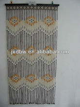 Bamboo Painted Home Decorative Beads Curtains Window Blind