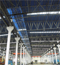 Factory supply competitive price pvc sheet for industrial roofing/wall panel